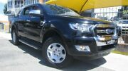 2017 Ford Ranger PX Mkii MY17 XLT 3.2 (4x4) Black 6 Speed Automatic Dual Cab Utility Homebush Strathfield Area Preview