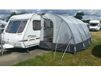 2003 Swift Blakemere 5 touring caravan.