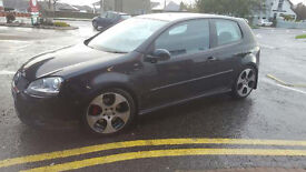 2005 GOLF GTI 2.0 PETROL TFSI TURBO