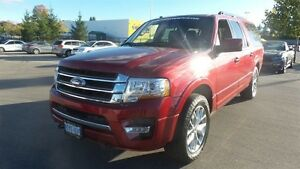 2016 Ford Expedition Max Limited, Fully Loaded!