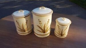 Cookie Canister Set