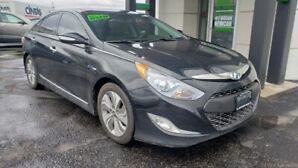 2013 Hyundai Sonata Hybrid Limited w/Technology Pkg