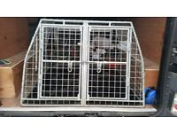 dog cage suitable for an estate car or van