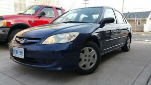 *** 2005 Honda Civic Sedan *** Price just reduced ***