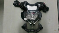 Fox chest protector for ladies