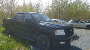 2004FORD F 150 F150 FOR PARTS ( TRANNY IS GONE )