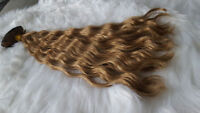 Clip-in extensions 100% human remy hair