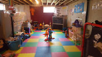 Little Munchkins Home Daycare in Gatineau/Templeton-$25 a day!