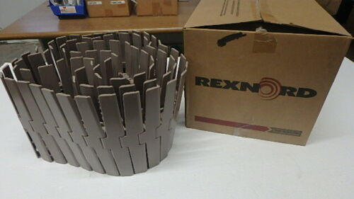 """Rexnord LF882TAB 10"""" TableTop Chain 10ft  EA3"""