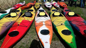 Kayaks & SUPs & Canoes: Used and New for Sale, plus Demo boats