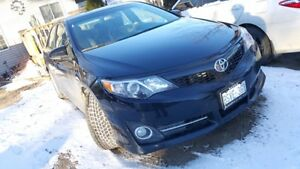 2012 Toyota Camry SE, Fully Loaded, Well Maintained