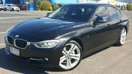 2012 BMW 335i F30 MY0812 Black 8 Speed Sports Automatic Sedan Bungalow Cairns City Preview