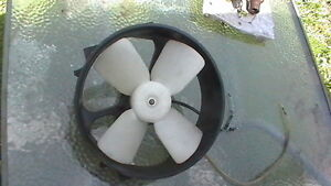 1986 Honda Fourtrax 350trx 4x4 Cooling Fan