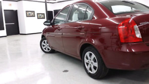 2008 Hyundai Accent GLS - Only 76,000 kms
