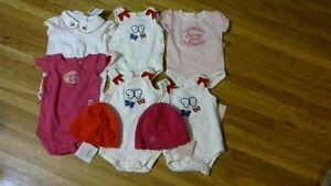 Baby Girls Gymboree  8 Piece Lot [new] over 80% off