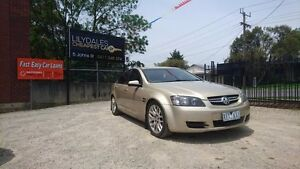 2008 Holden Commodore VE MY09.5 SV6 6 Speed Manual Sedan Lilydale Yarra Ranges Preview