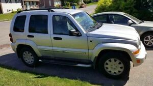 2007 Jeep Liberty Sport VUS Négociable