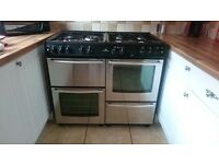 GAS RANGE COOKER - NEW WORLD