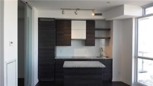 Functional 1 Bed + Den 645 Sq Ft Layout Balcony