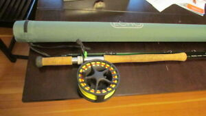 7 weight switch rod & reel
