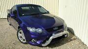 2010 Ford Falcon FG XR6 EXTENDED CAB Purple Semi Auto Utility Parramatta Park Cairns City Preview