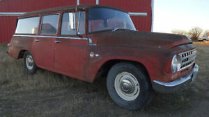 Looking for glass, tailgate for 1964 Travelall