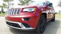 2014 Jeep Grand Cherokee Summit 4WD V6 Turbo Diesel