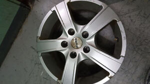 "5x100 15"" GOLF98-03 Neon99-05 Impreza08-12 Corolla04-10 Alloys"
