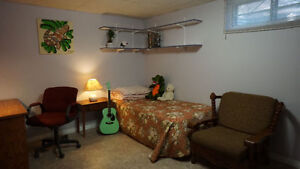 Basement room for rent near Southgate to female only