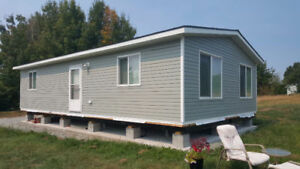 New SRI Advent manufactured home mobile home