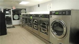 Coin Laundry with Huge Potential for Sale in Oshawa