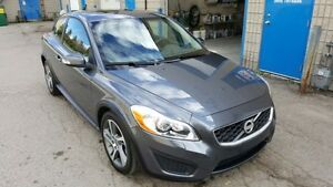 2013 Volvo C30 T5 LOW MILEAGE 37km Loaded $13900