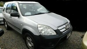 2005 Honda CR-V RD MY2005 4WD Silver 5 Speed Manual Wagon Somerton Park Holdfast Bay Preview