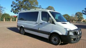 2010 Mercedes-Benz Sprinter 906 MY10 316 CDI MWB White 5 Speed Automatic Van Condell Park Bankstown Area Preview