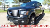2011 Ford F-150 4WD SUPERCREW FX4