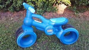 Balbi balance bike - Blue Berwick Casey Area Preview