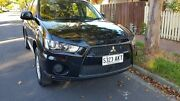2011 Mitsubishi Outlander ZH MY11 LS (FWD) 6 Speed CVT Auto Sequential Wagon Medindie Walkerville Area Preview