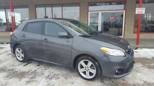 2013 Toyota Matrix XR Accident Free,  Sunroof,  Bluetooth,  A/C,