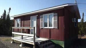 Goose River Lodges are for sale