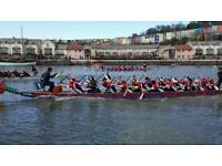 Join our Dragon Boat team