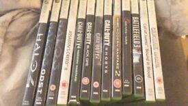 Xbox 360 bundle of games
