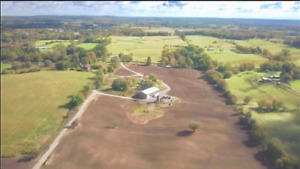 144 Acre Farm in Rural Uxbridge