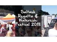 Saltash Regatta & Waterside Festival 2018