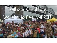 Saltash Regatta and Waterside Festival