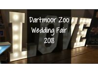 Dartmoor Zoo Wedding Fair 2018