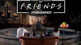 FRIENDSFEST Tickets LONDON Sat 16/09/17