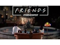 4 tickets for F.R.I.E.N.D.S Fest in London