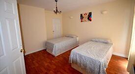 TURNPIKE LANE HARINGEY Twin room only £85 per person!we speakSPANISH/PORTUGUESE/ITALIAN ALLINCLUDED.