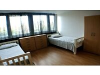 """TURNPIKE LANE, MANOR HOUSE, SEVEN SISTERS DOUBLE/TWINROOM all included """"COUPLE OR 2 SINGLE PERSONS"""""""