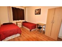 FANTASTIC TWIN ROOM IN BERMONDSEY 1 STOP FROM LONDON BRIDGE- ALL INCLUSIVE